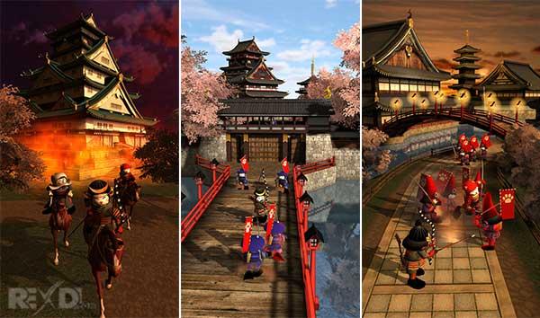Samurai Castle Apk