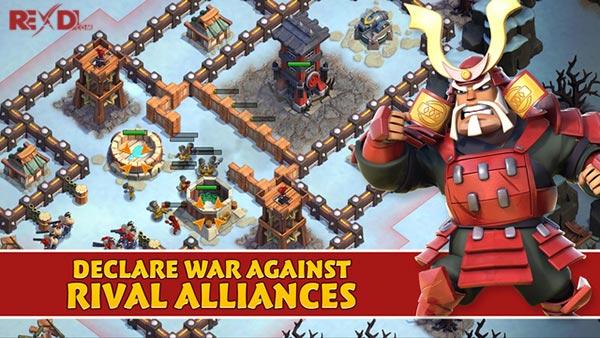 Samurai Siege Apk