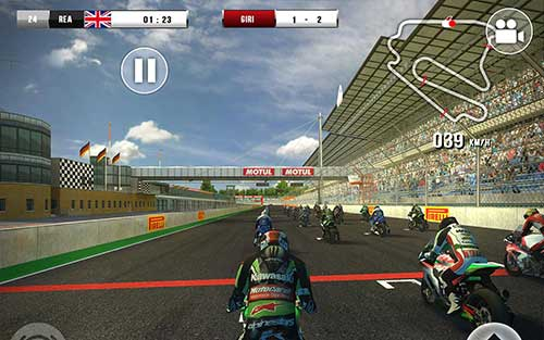 SBK16 Official Mobile Game 1 4 2 Apk Full Unlocked Data Android