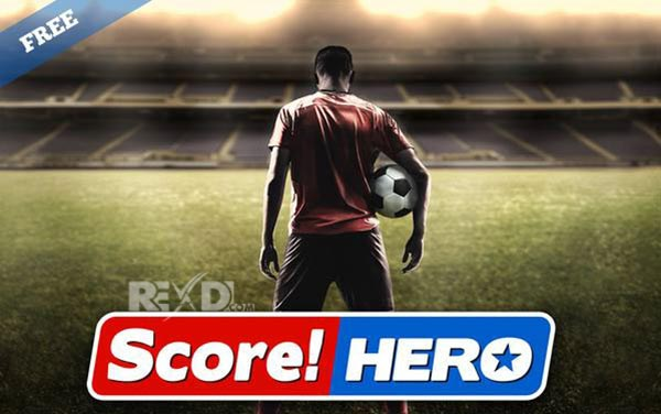 Score! Hero 2.06 Apk + Mod Unlimited Money for Android