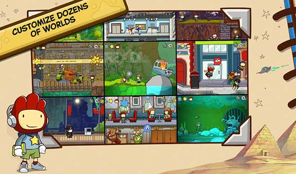 Scribblenauts Unlimited Apk