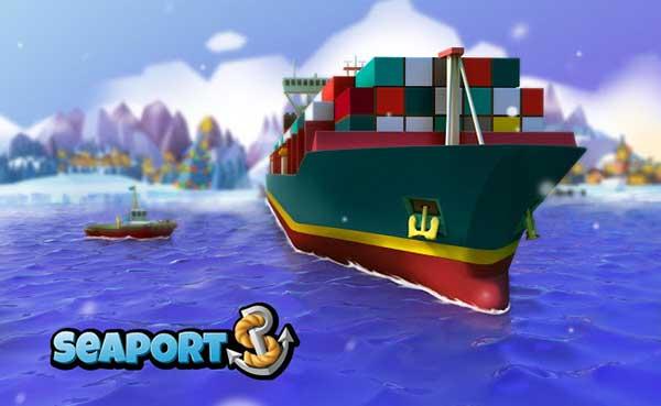 Sea Port Cover