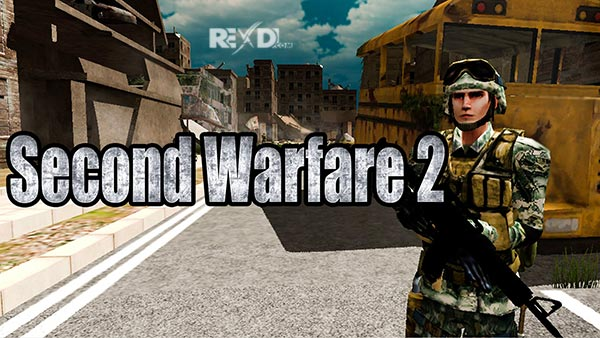 Second Warfare 2 HD