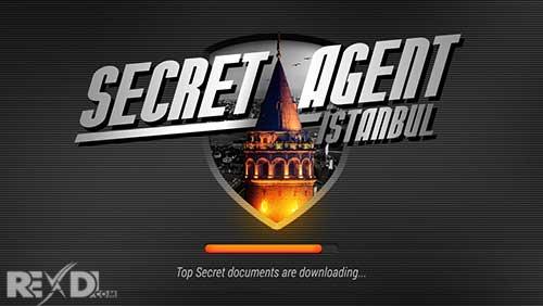 Secret Agent Hostage