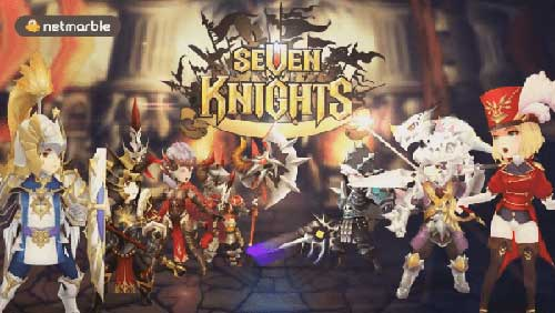 Seven Knights 1 0 80 Apk Role Playing Games Android