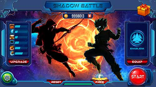 Shadow Battle