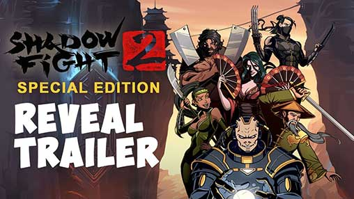 Shadow Fight 2 Special Edition 1 0 5 Apk + Mod (Money) for Android