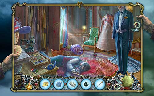 Shadow Wolf Mysteries 3 Apk
