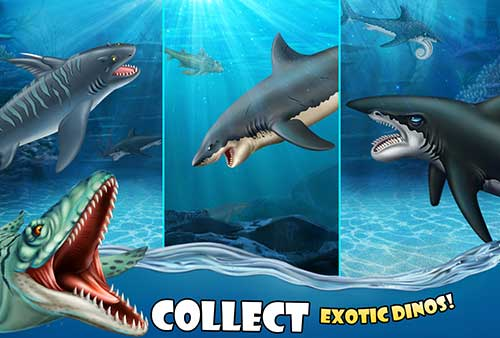 Shark World Apk