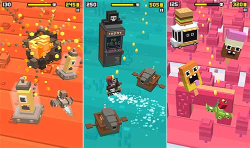 Shooty Skies – Arcade Flyer Apk