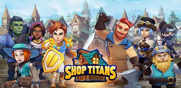 Shop Titans Cover