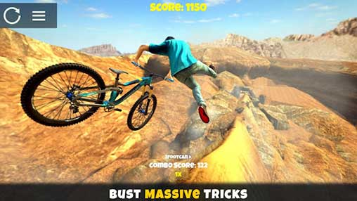 Shred! 2 - Freeride Mountain Biking Apk