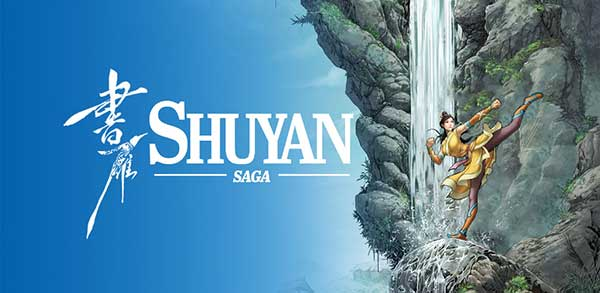 Shuyan Saga Apk Mod Revdl Unlocked Data for Android