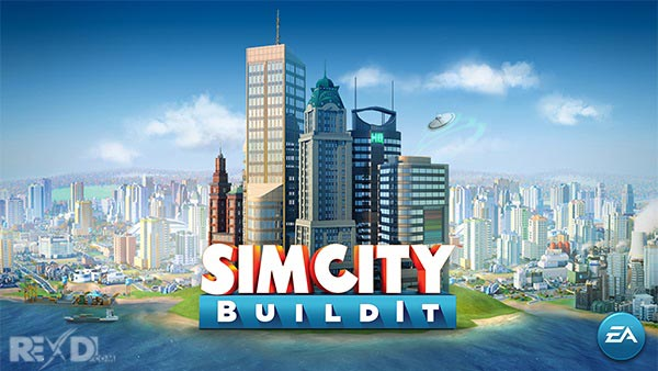 simcity mod apk not working