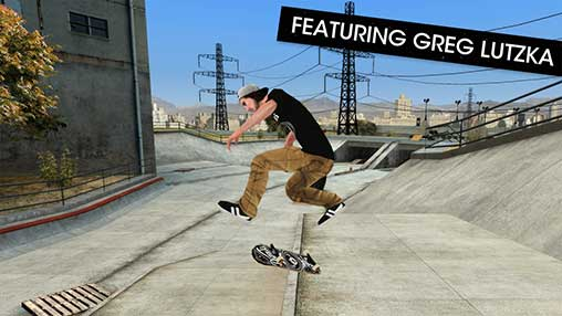Skateboard Party 3 Greg Lutzka Apk