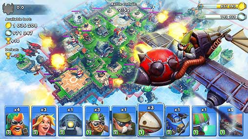 Sky Clash: Lords of Clans 3D Apk