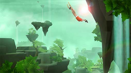 Sky Dancer Run Apk