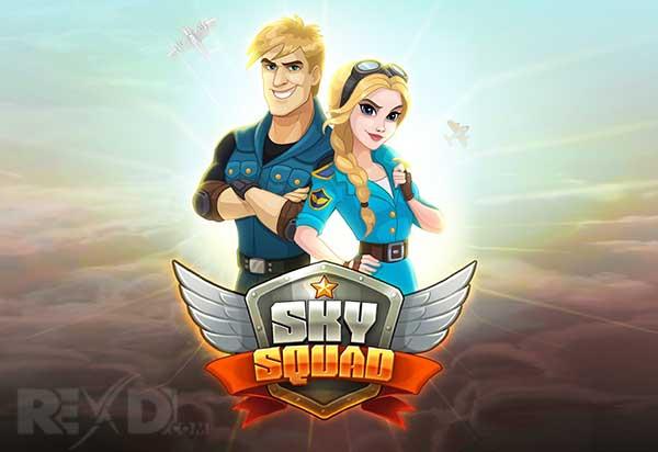 Sky Squad Mod