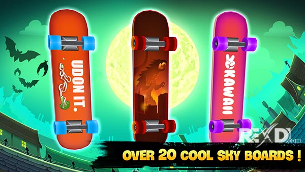 Skyline Skaters Apk