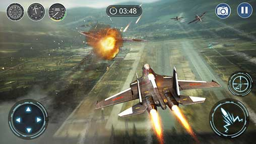 Skyward War Apk