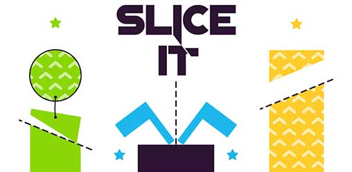 Slice It - Physics Puzzles