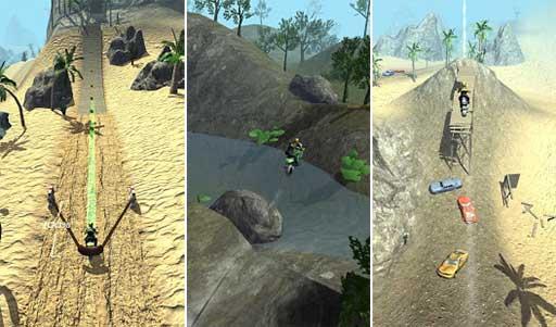 Slingshot Stunt Biker Mod Android