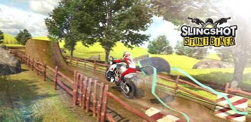 Slingshot Stunt Biker Mod Apk