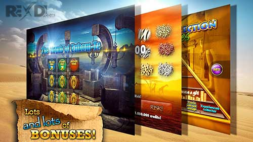 Slots - Pharaoh's Way Apk
