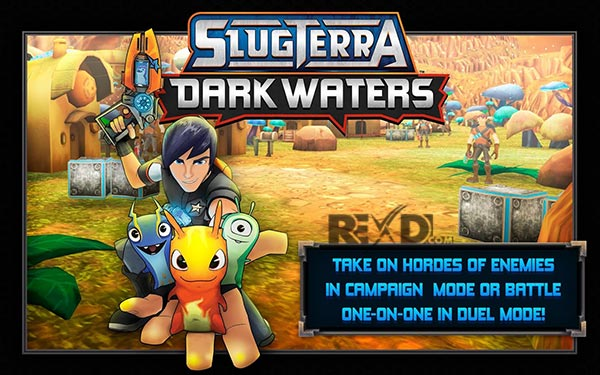 Slugterra Dark Waters
