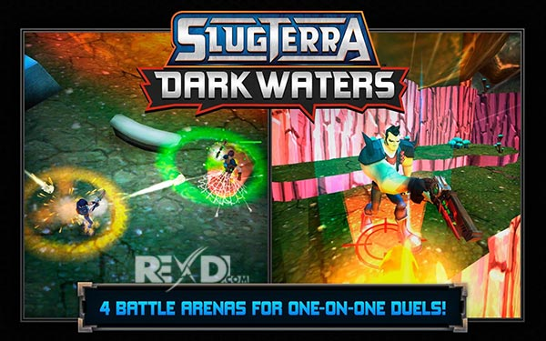 Slugterra Dark Waters apk