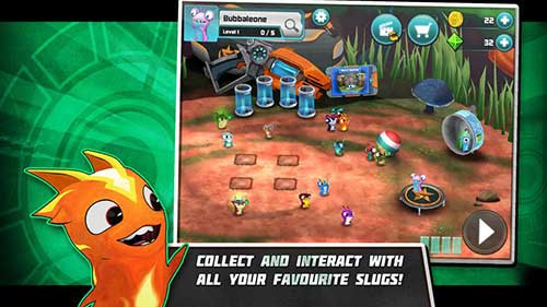 Slugterra Slug it Out 2 2.3.0 Apk + Data Android.