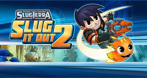 Slugterra Slug it Out 2
