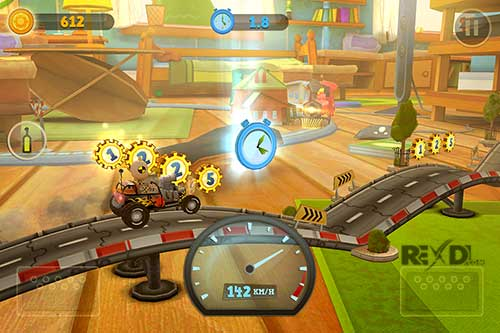 Small & Furious RC Car Race Apk