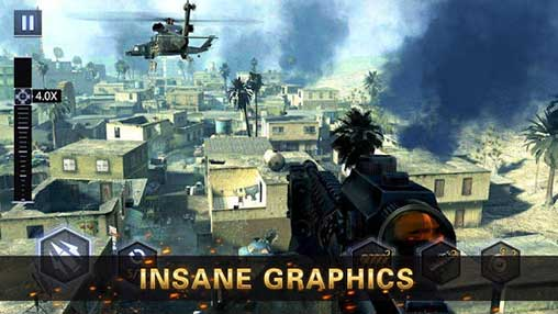 Sniper 3D Strike Assassin Ops Apk