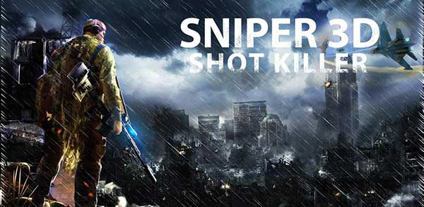 Sniper 3D Strike Assassin Ops Mod