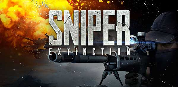 Sniper Extinction 1 0025 (Full) Apk + Data for Android