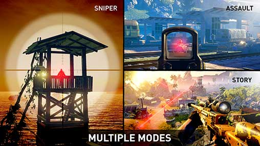 Sniper: Ghost Warrior Apk