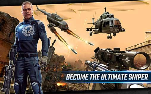 Sniper Strike : Special Ops Apk