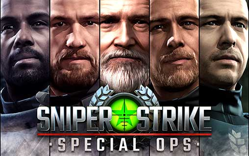 Sniper Strike Special Ops Unlimited Ammo Data Android Apk Mod Revdl