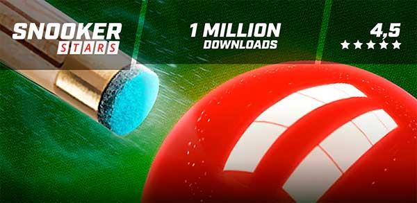 Snooker Stars 3D Mod