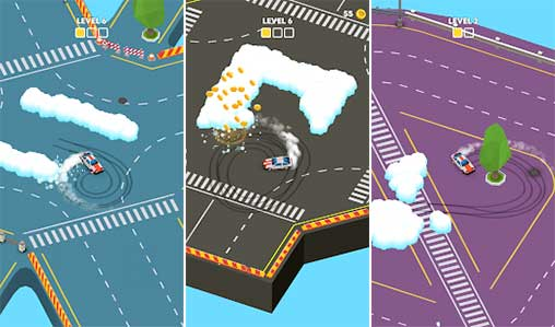 Snow Drift Apk