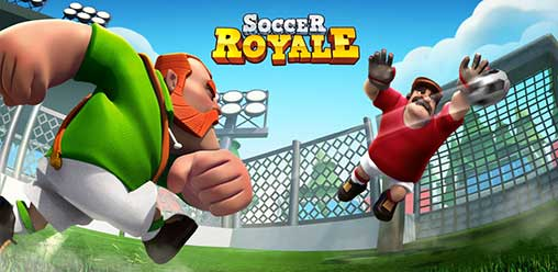 Soccer Royale 2019 1.4.9 (Full) Apk + Data