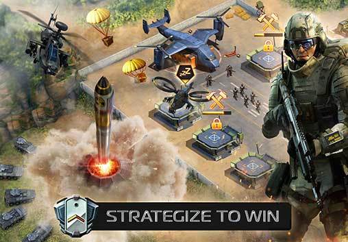 Soldiers Inc Mobile Warfare Apk