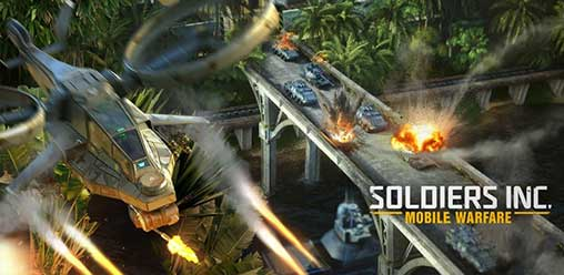 Soldiers Inc Mobile Warfare