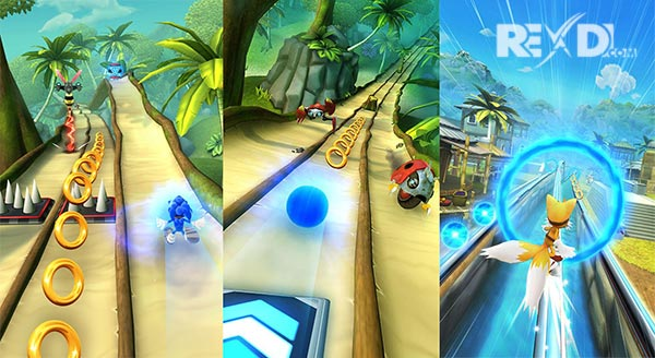 Sonic Dash 2 Sonic Boom 1 7 9 Apk + Mod for Android