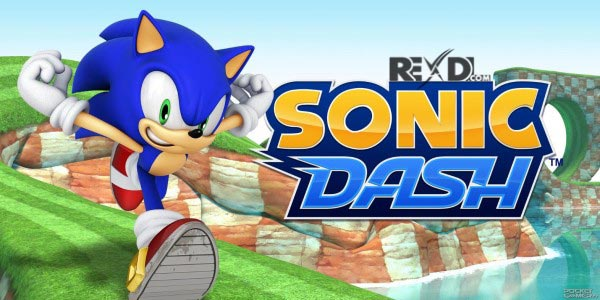 Sonic Dash 3 7 3 Go APK + MOD Red Star Rings for Android