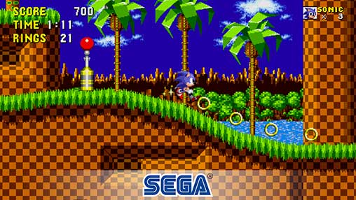 Sonic the Hedgehog™ Apk