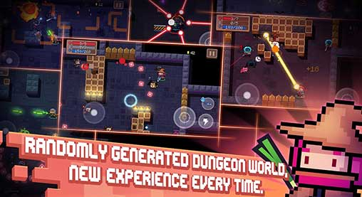 Soul Knight 2 2 6 Apk + MOD (Money/Energy/Unlocked) Android