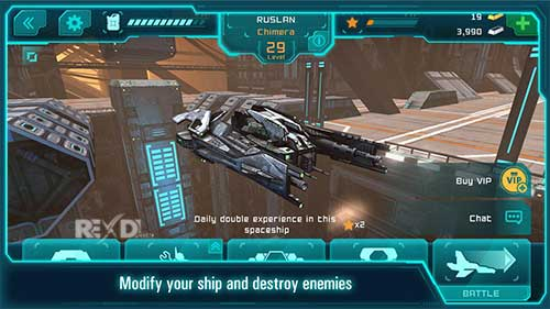 Space Jet - Online space games Apk