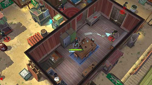 Space Marshals 2 Apk